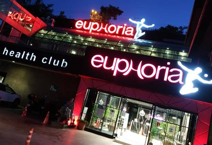 Euphoria Fitness Health Club