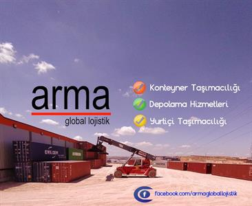 ARMA GLOBAL LOJ.LTD.ŞTİ.