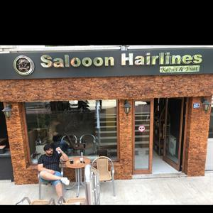 saloon hairlines