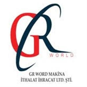 GR WORLD MAKINA ITHALAT IHRACAT LTD.ŞTİ