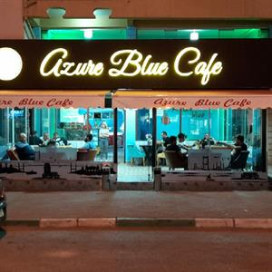 Azure Blue Cafe
