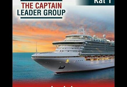 THE CAPTAİN LEADER