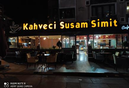KAHVECİ SUSAM SİMİT CAFE