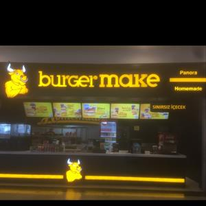 Burger Make panora avm