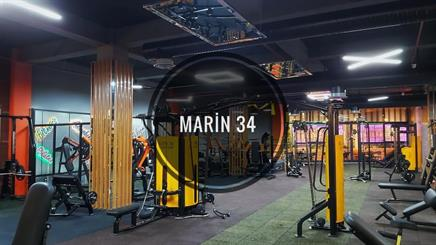 Marin34 Fitness Club(VIP)