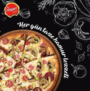 Pasaport Pizza Yeşilyurt