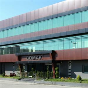 Bomak Makina Ltd. Şti.