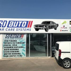 SD AUTO CAR CARE SYSTEMS