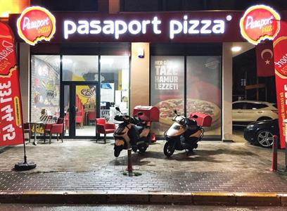 pasaport pizza Köseköy