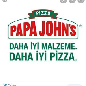 PAPA JOHNS PİZZA