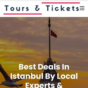 Tours and Tickets