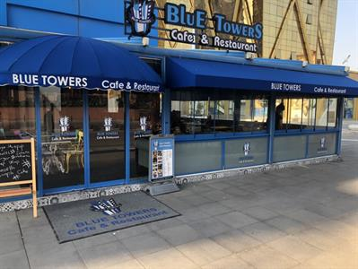 Blue Towers Cafe restourant
